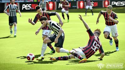 Download Game Pro Evolution Soccer 2014 Full Version