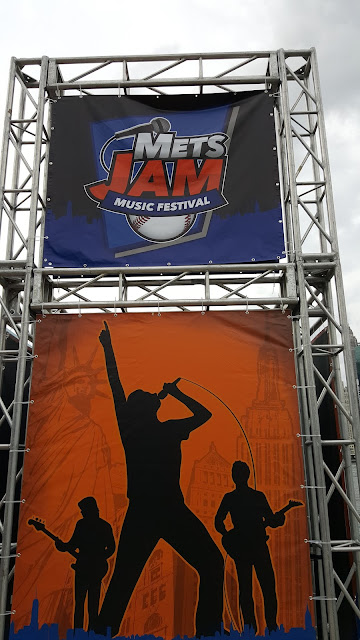 Mets Jam Music Festival Brooklyn Bridge Park Pier 2