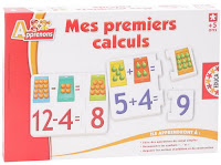 Mes premiers calculs Apprenons Educa