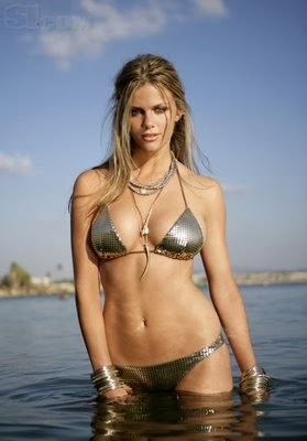 Brooklyn Decker in bikini