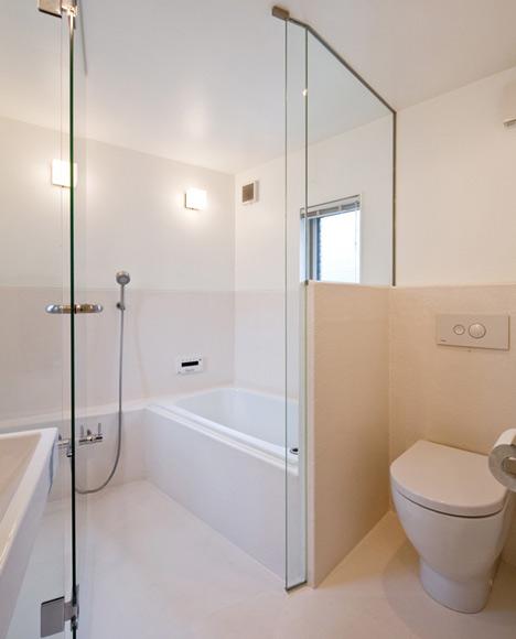 Casa de sonho de Kota Mizuishi casa de banho