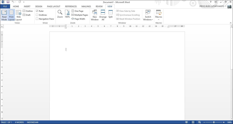 ms word 2013 tutorial pdf