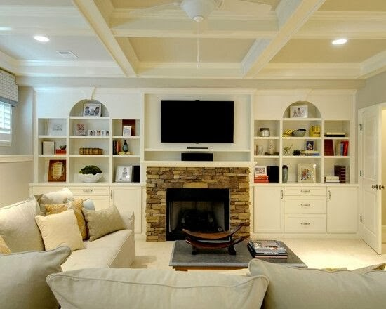 80 miles to brewster basement built ins and fireplace