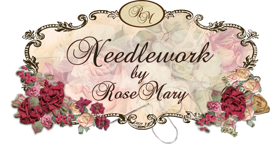 Needlework by Rose Mary