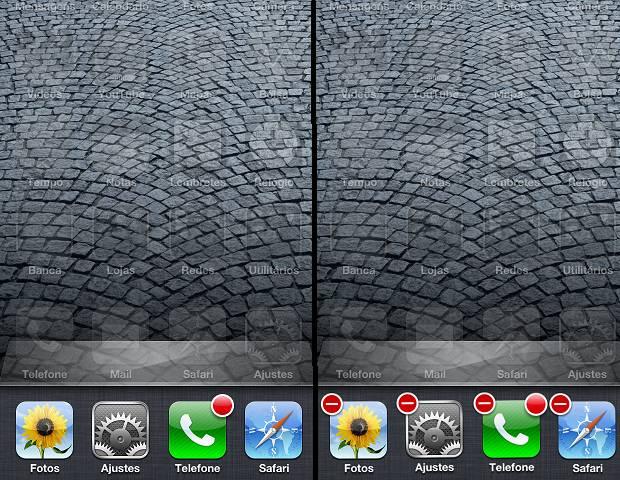 Fechando apps no iPhone