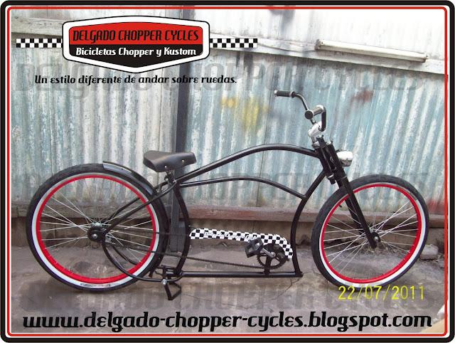 Bicicleta Kustom Kompact Old School - DCC 2011