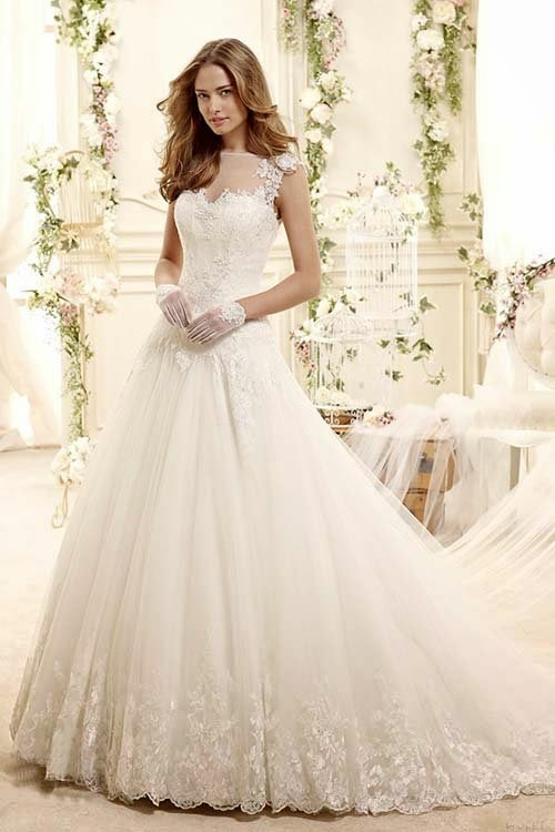 Summer wedding dresses 2015 wedding ideas for Summer dresses for weddings