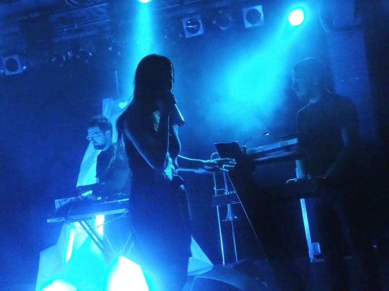 16.03.2015 Prag - MeetFactory: Zola Jesus