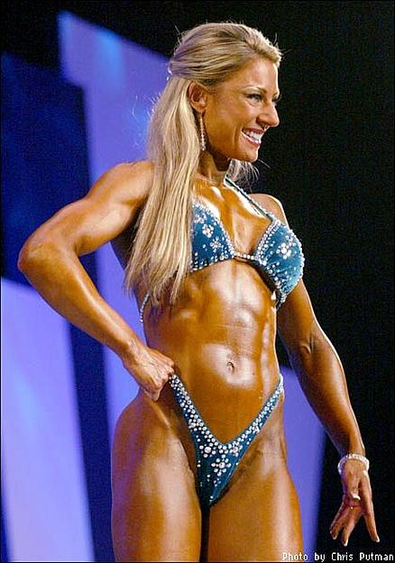 Figure Competitor - Jenny Lynn