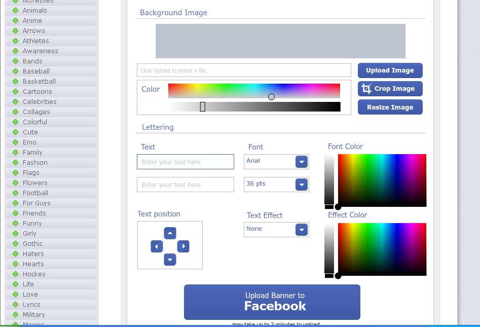 Membuat Banner pada Profil Facebook - ADIWARNA corp.
