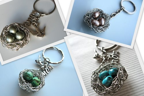 1000  images about Handmade keychains on Pinterest