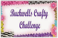 Buckwells Crafty Challenge Badge