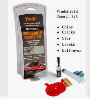 Windshield Repair Kit ( FOR CAR ONLY )