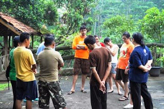 Paket Family dan Company Gathering Outbound