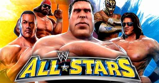 WWE All Stars PC Game