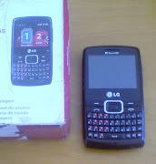 . Celular LG Neo Smart X335 R$160,00 Celular GU230 R$130,00 .