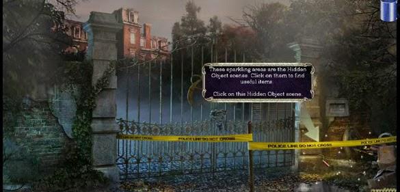 لعبة حل اللغز الكستنائي وكشف الغموض Abandoned Chestnut Lodge Asylum