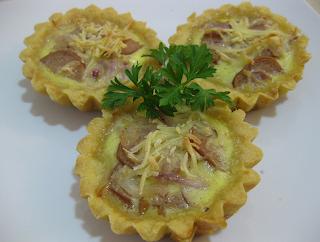 Memulai Usaha Penjualan Kue Quiche atau Kue Pie