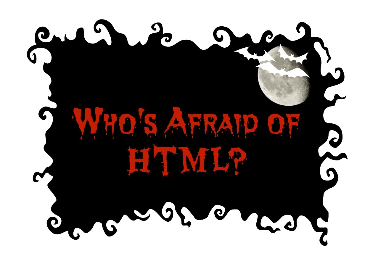 Basic tutorial for HTML @ The Crafeteria