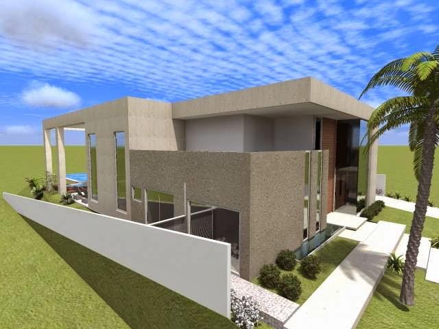 Riscatto arquitetura interiores casa minimalista - Riscatto casa popolare ...