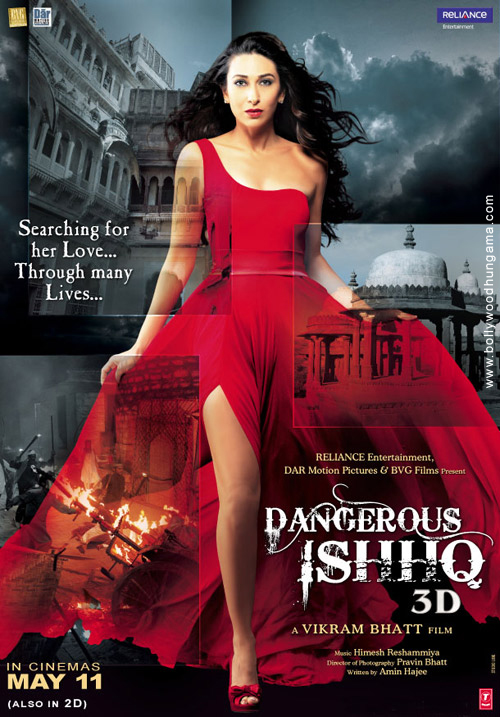 Dangerous Ishq (2012) MCDVDSCR XviD MP3