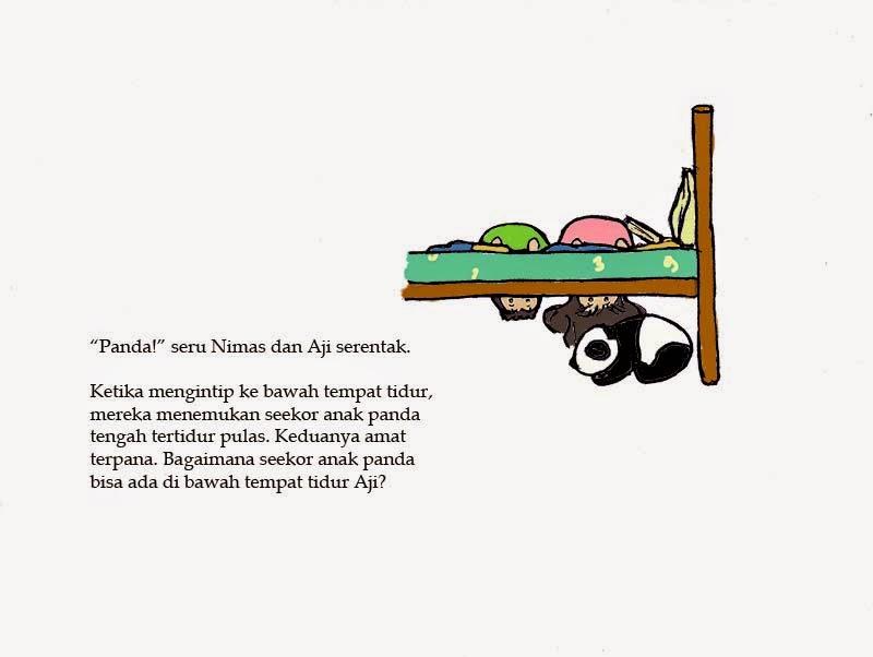 panda-under-bed-cartoon