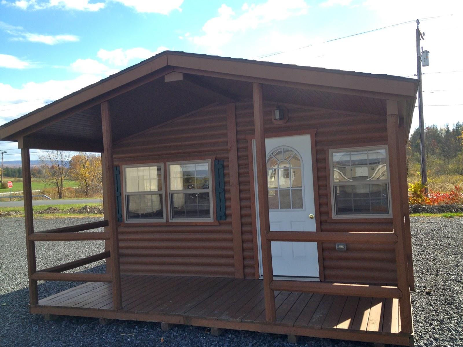 small adirondack cabins