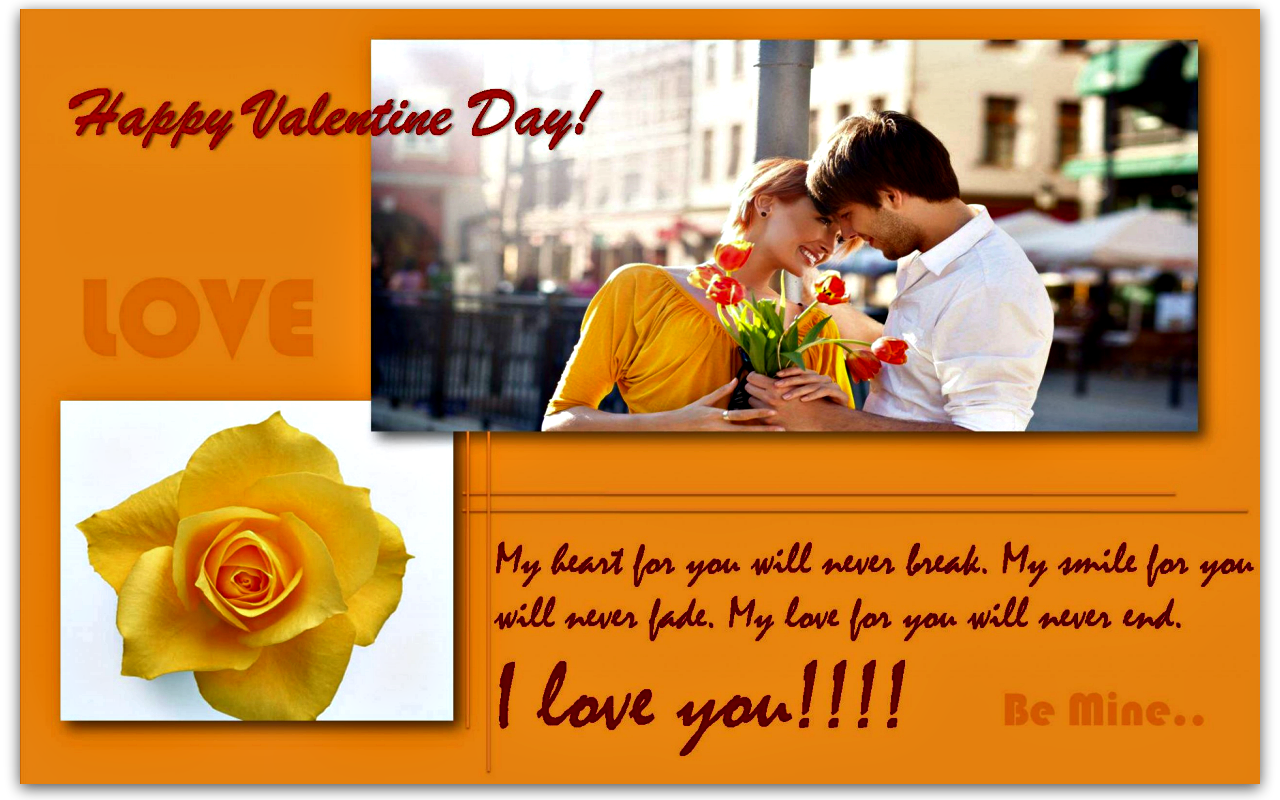E Cards N Greetings Valentines Day Card I Love You Be Mine