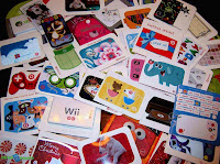 bunch of gift cards