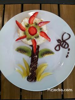 Zespri Food Art