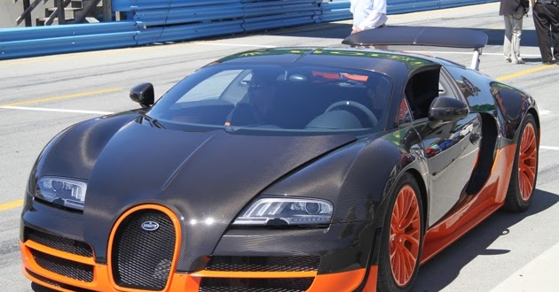 1230carswallpapers: New Bugatti Veyron Super Sport Top Speed