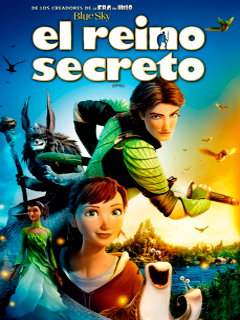 HD/DVDRip] El Reino Secreto (Epic) (2013) Web DL, Latino, Animacion
