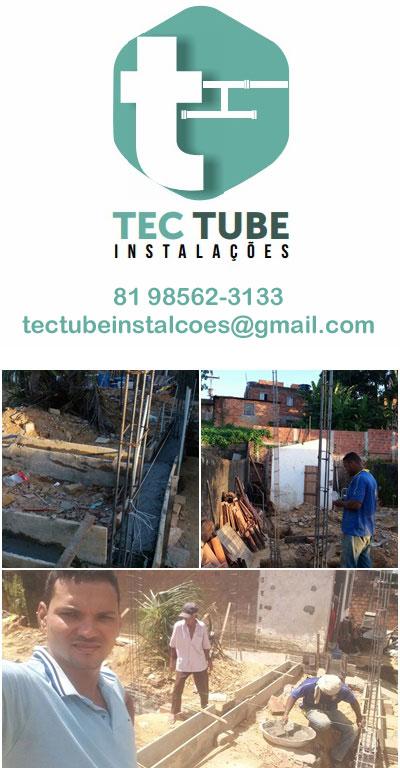 TecTube Instalações