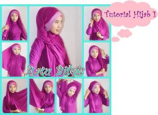 Cara Memakai Hijab Cantik