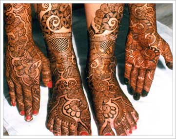 Dulhan Mehndi Designs For Full Hands 2014 : Mehndi bridal desgins for brides dresses dulhan