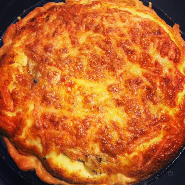 lobster corn and basil quiche recipe the perfect pantry lobster corn ...
