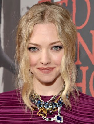 Amanda Seyfried Wavy cropped Hairstyle