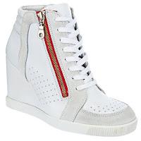 Sneakers compensées Pastelle