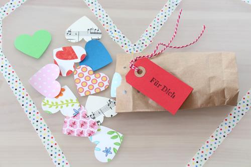 Muttertag basteln diy handmade Atelierladen Annette Diepolder