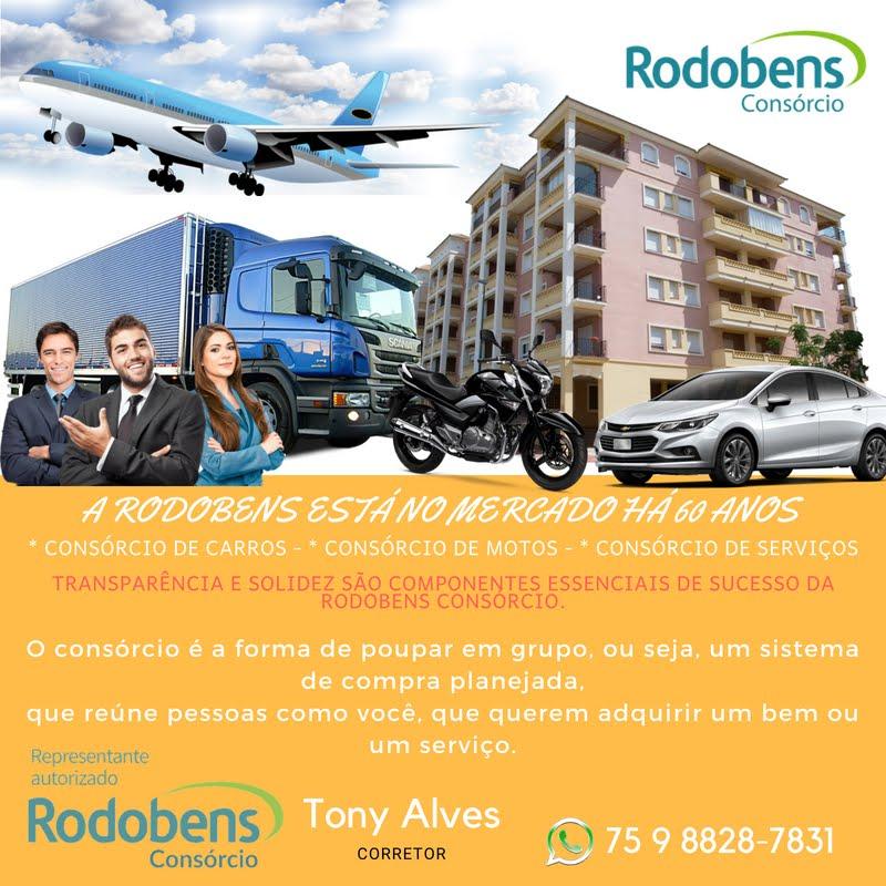 Consórcio Rodobens de Carros, Motos e Serviços