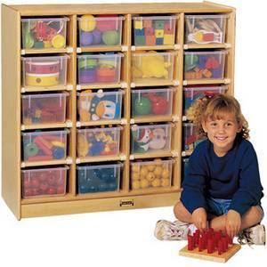 Celebrating Life Toy Storage Solutions