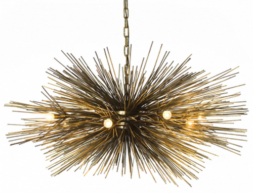Which Light Fixture to choose? - The Gold Standard | My Life in Design