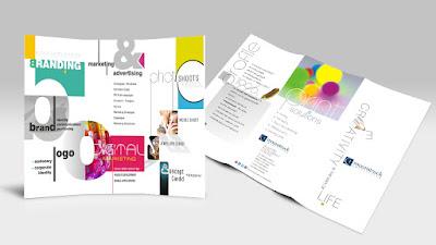 Brochures designing company