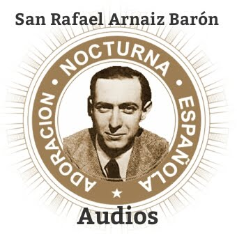 AUDIOS DE LOS ESCRITOS DE SAN RAFAEL ARNAIZ BARÓN