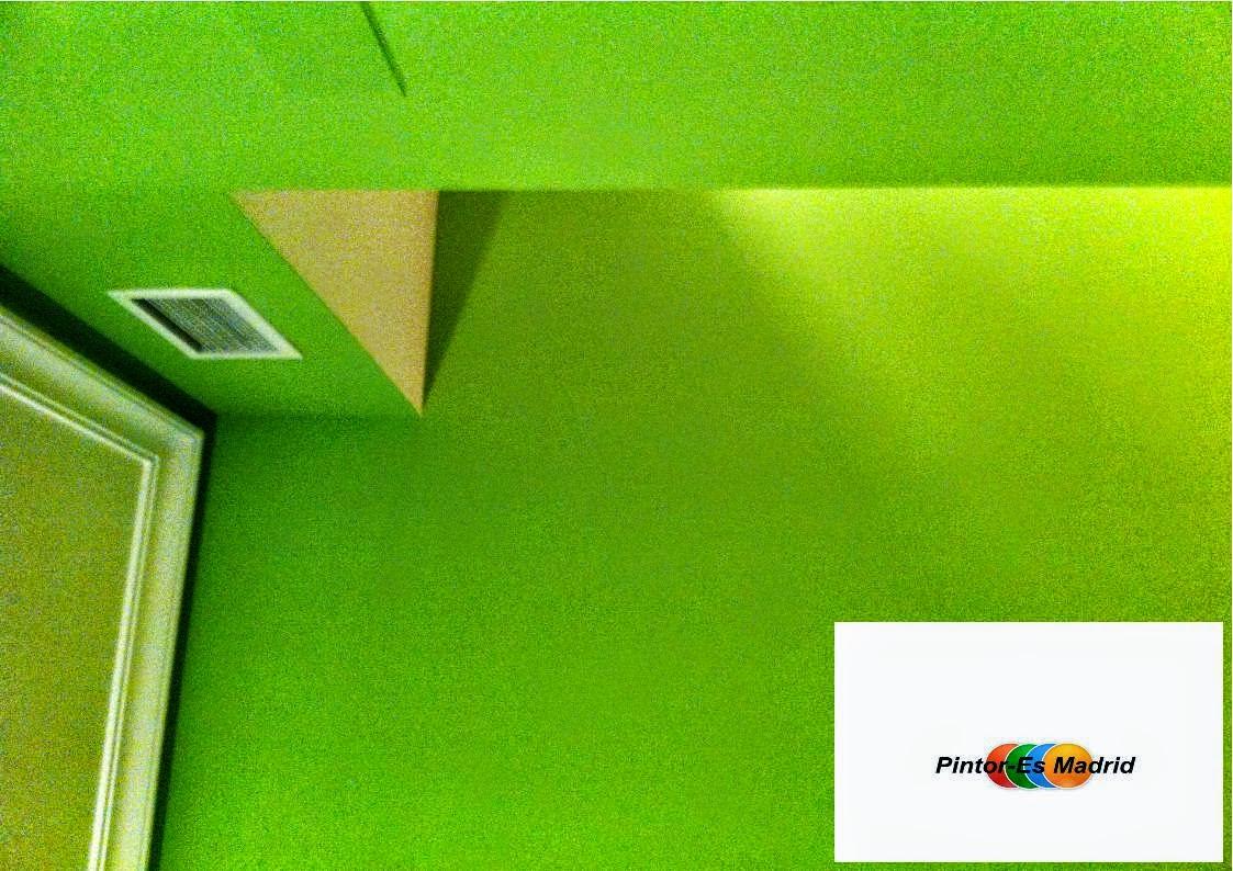 Pintores madrid como pintar una casa nueva for Como pintar puertas placas nuevas