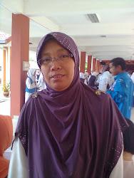 Ketua Panitia Sains SK Langkasuka