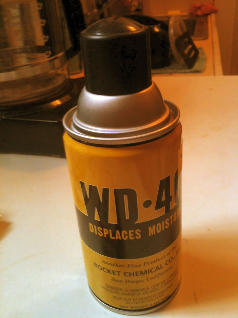 How to Use WD40 Around the House foto
