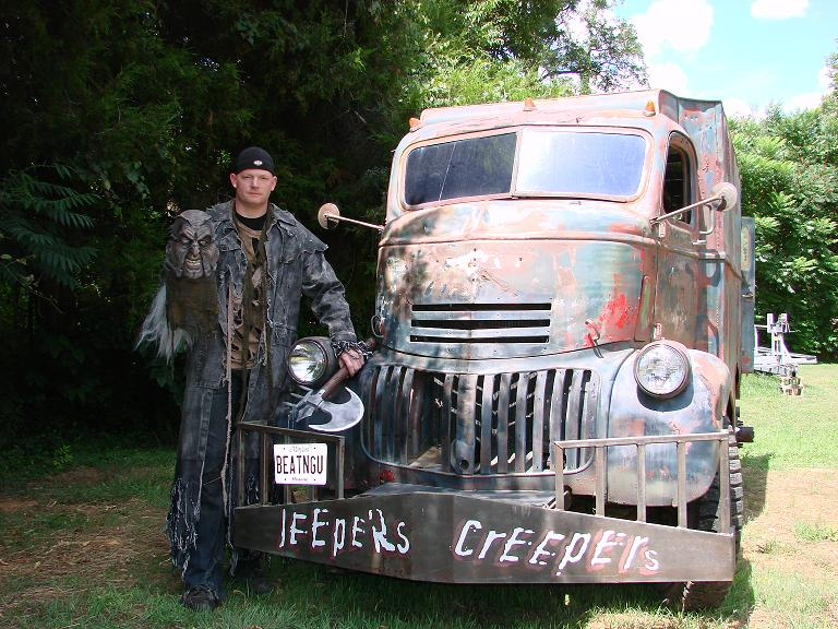 Van Horn Jeep >> JEEPERS CREEPERS REUNION: Mr.Troy Jackson and the Creeper ...