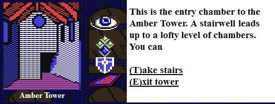 The Amber Tower