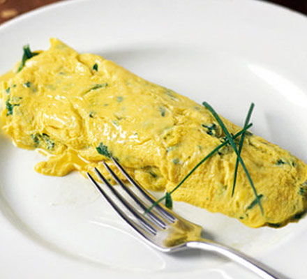 Lindaraxa: The Perfect French Omelette